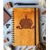 Купить Деревянный блокнот А5 в Новосибирске