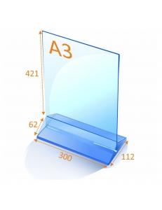 Тейбл-тент А3 (Менюхолдер А3) ТТ-004 от 314 руб.