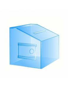 """Ящик для пожертвований """"Мини"""" КД-05 (210шх210гх250в)"""